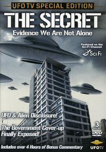 UFO: The Secret - Evidence We Are Not Alone