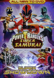 Power Rangers Super Samurai: Super Showdown, Vol. 2