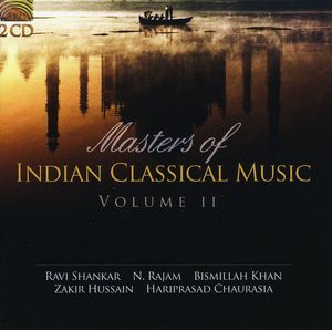Masters of Indian Classical Music 2