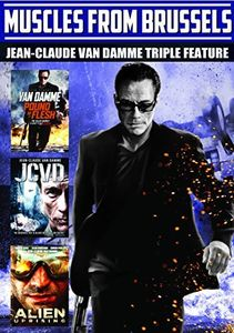 Muscles From Brussels: Jean-Claude Van Damme: Triple Feature