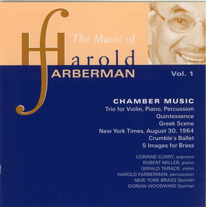 Music of Harold Farberman