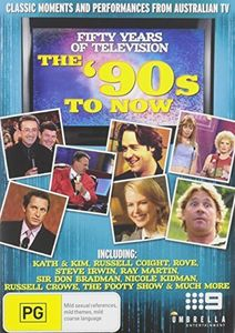50 Years of TV - Nineties to Now
