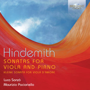 Sonatas for Viola & Piano