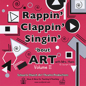 Rappin' Clappin' Singin' 'Bout Art 2