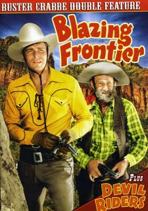 Blazing Frontier /  Devil Riders