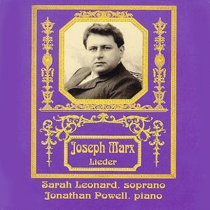 Music of Joseph Marx