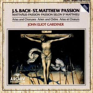 St. Matthew's Passion Excerpts