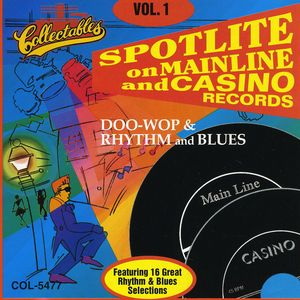 Spotlite On Mainline Records, Vol.1
