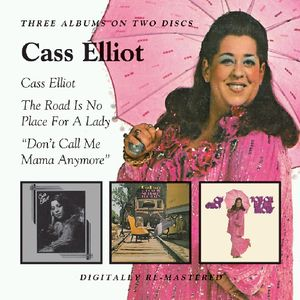 Cass Elliot /  Road Is No Place for a Lady [Import]