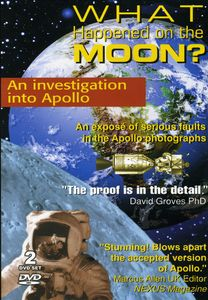 What Happened On The Moon [Documentary] [2 Discs]
