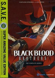 Black Blood Brothers: Complete Series - S.A.V.E.
