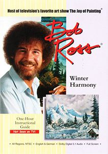 Bob Ross the Joy of Painting: Winter Harmony