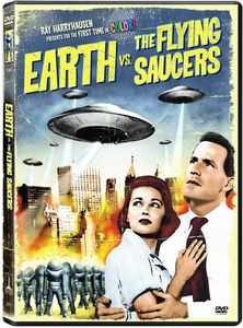 Earth Vs. The Flying Saucers [WS] [B&W] [Colorized] [2 Discs]