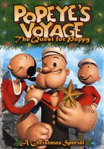 Popeye's Voyage: Quest For Pappy [Full Frame] [New Artwork] [O-Card][Sensormatic] [Checkpoint]
