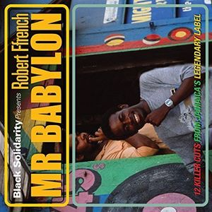 Black Solidarity Presents Mr Babylon