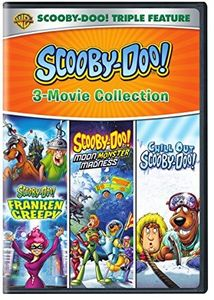 Scooby-Doo! Frankencreepy/ Scooby-Doo! Moon Monster Madness/ Scooby-DooChill Out