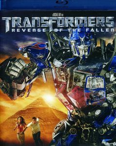 Transformers: Revenge Of The Fallen [WS] [Single Disc Version]
