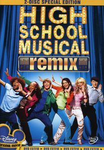 High School Musical [Remix Edition] [2 Discs] [Full Frame]