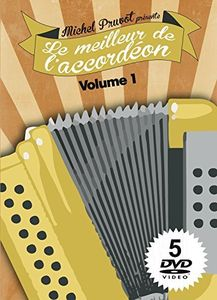 Coffret DVD Le Meilleur de L'accordeon 2 /  Various