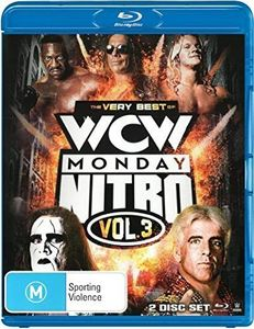 Wwe: Very Best of Nitro Vol 3 [Import]