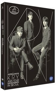 Asia Tour [Phonograph] In Seoul [Import]