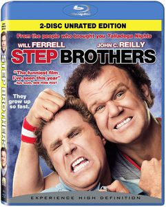 Step Brothers [Widescreen] [Unrated/ Rated] [2 Discs]