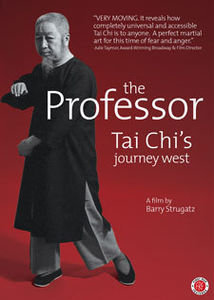 Professor: Tai Chi's Journey West