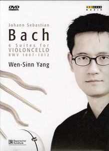 Bach: 6 Suites for Violincello