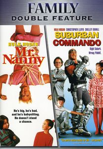 Mr Nanny & Suburban Commando