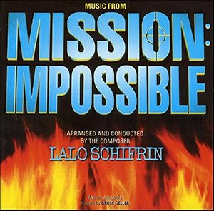 Music From Mission Impossible (Original Soundtrack) [Import]