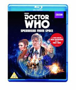 Doctor Who-Spearhead From Space