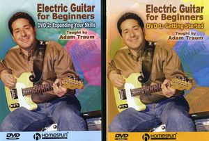 Electric Guitar For Beginners, Vol. 1 and 2