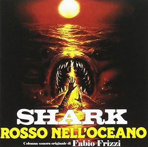 Shark Rosso Nell'Oceano (Original Soundtrack) [Import]