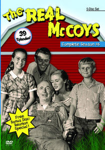 The Real McCoys: Complete Season 6