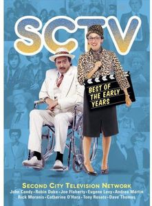 SCTV: Best Of The Early Years [3 Thinpak DVDs With Slipcase]