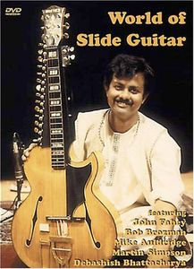 World of Slide Guitar /  Various