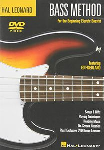 Hal Leonard Bass Method Beginner's Pack [W CD] [W Book] [Instructional