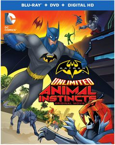 Batman Unlimited: Animal Instincts (No Figurine)