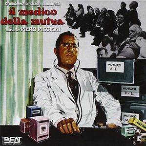 Il Medico Della Mutua (Original Soundtrack) [Import]