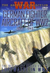 German Fighter Aircraft Of WW2 1942-1945 [Documentary] [B&W]