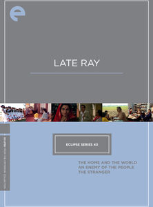 Late Ray (Criterion Collection: Eclipse Series 40)