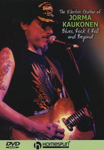 The Electric Guitar Of Jorma Kaukonen [Instructional]