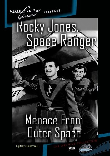 Rocky Jones Space Ranger: Menace from Outer Space