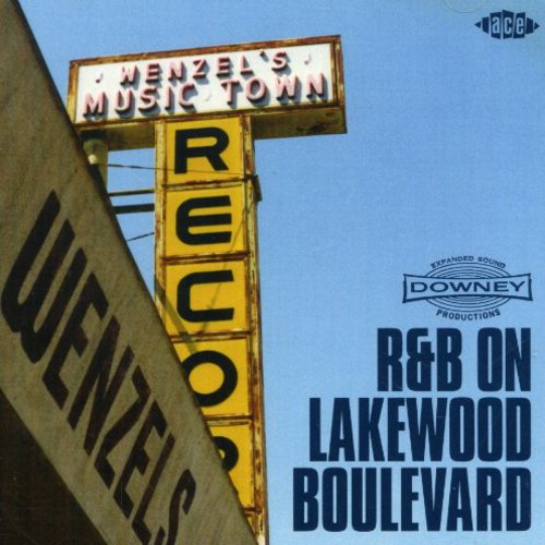 R&B on Lakewood Boulevard /  Various [Import]