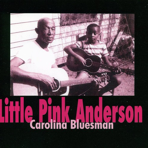Carolina Bluesman