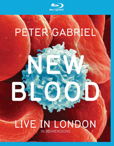 New Blood: Live In London [3-D] [With DVD]