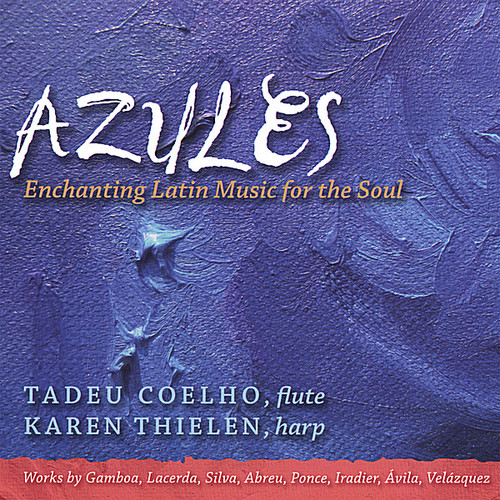 Azules-Enchanting Latin Music for the Soul
