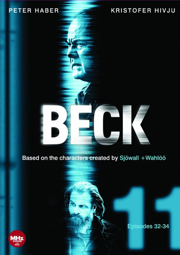 Beck: Episodes 32-34