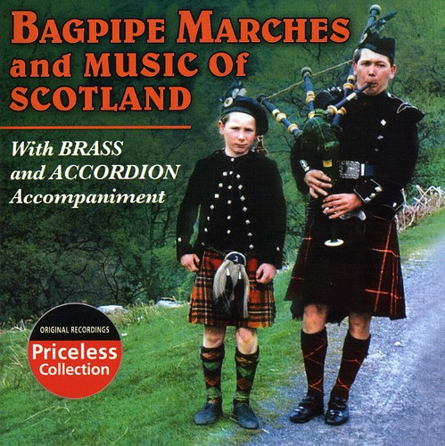 Bagpipe Music & Marches of Scotland /  Various