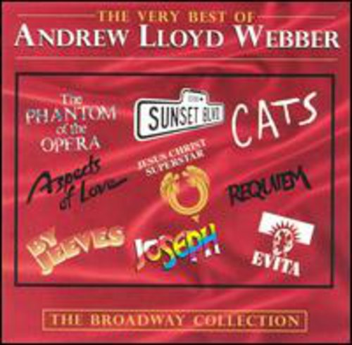 Best Of Andrew Lloyd Webber: Broadway Collection /